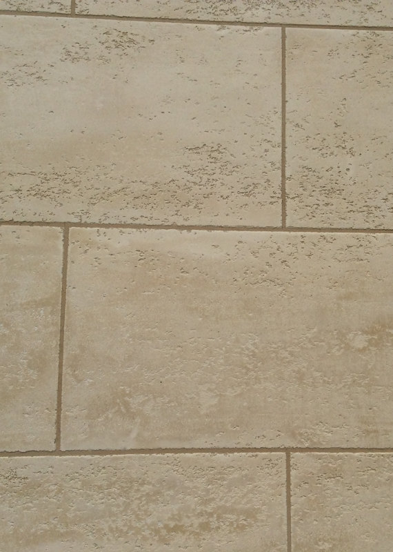 Liquid travertine