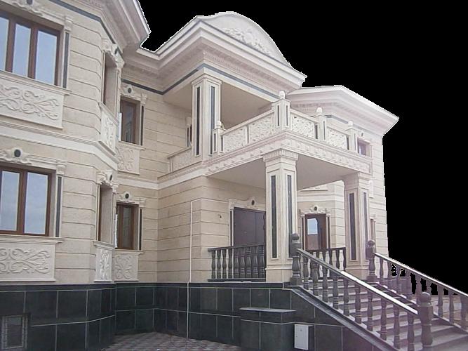 Декоративная штукатурка для фасада дома нанесение